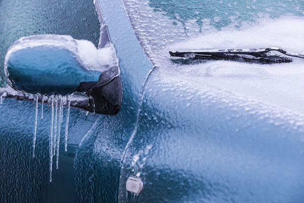 Defrost Your Vehicle