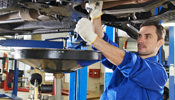 Oil Change Service Kenosha