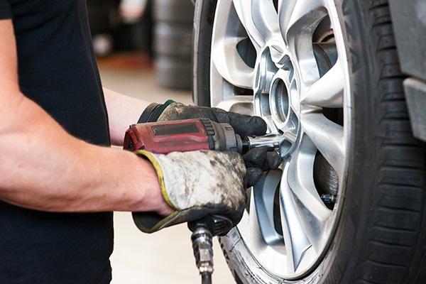 Summer Tire Service