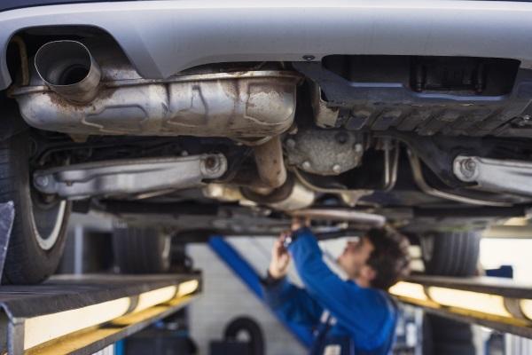 Exhaust Repair Review