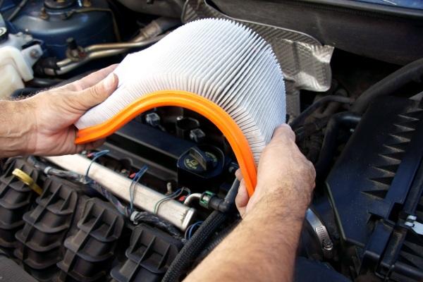 Car Filter Replacement